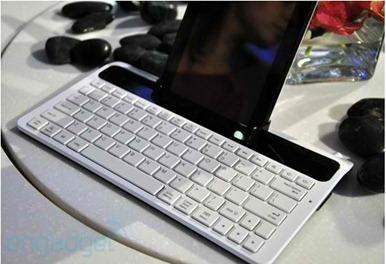 GalaxyTab keyboard dock