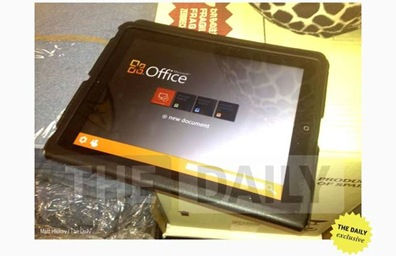 iPad-Office