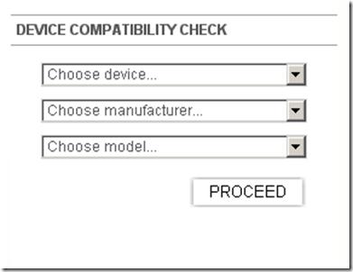 Device Check
