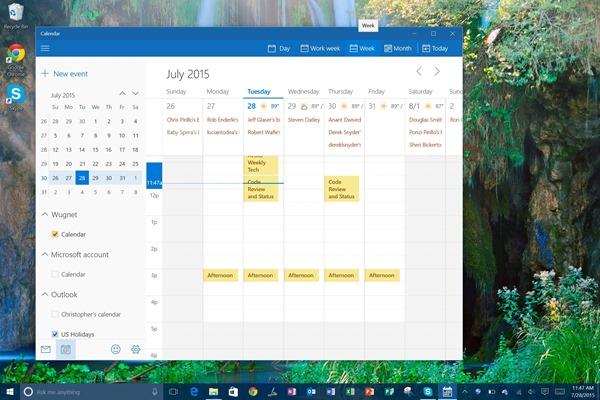 27 - Windows Apps